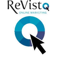 Logo bedrijf Revisto Online Marketing